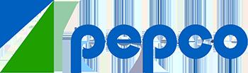 Logo Pepco en couleurs