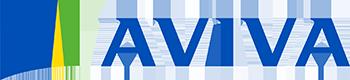 Logo Aviva - A colori