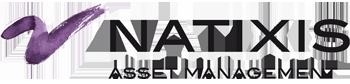 Logo Natixis Asset Management en couleurs