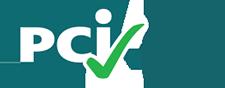 Logo de conformidad con PCI-DSS