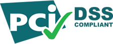 PCI-DSS Compliant Logo