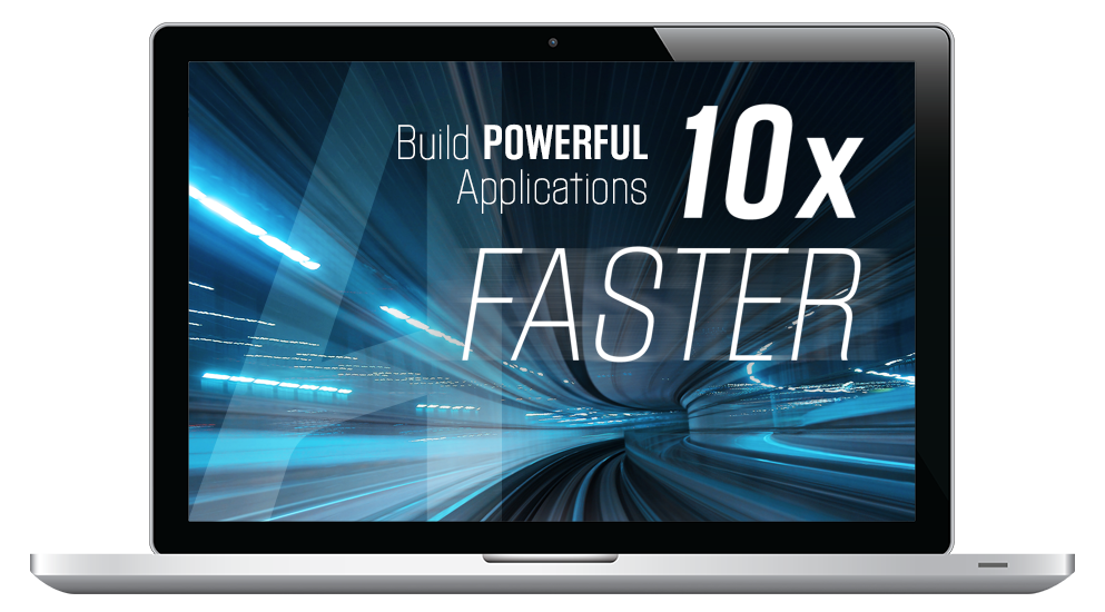 Build powerful enterprise applications faster with Appian.