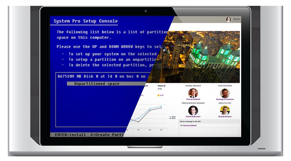 Modernize Legacy Systems - RPA