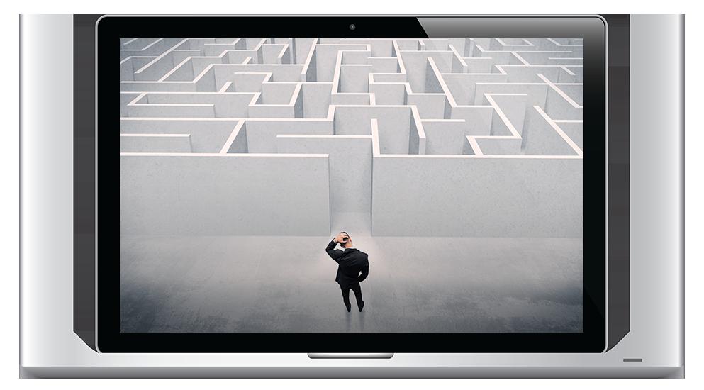 Labyrinthe de la souscription dans le secteur des assurances