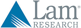 logotipo de lam research en color