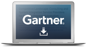 Download Gartner's RPA Competitive Landscape report.