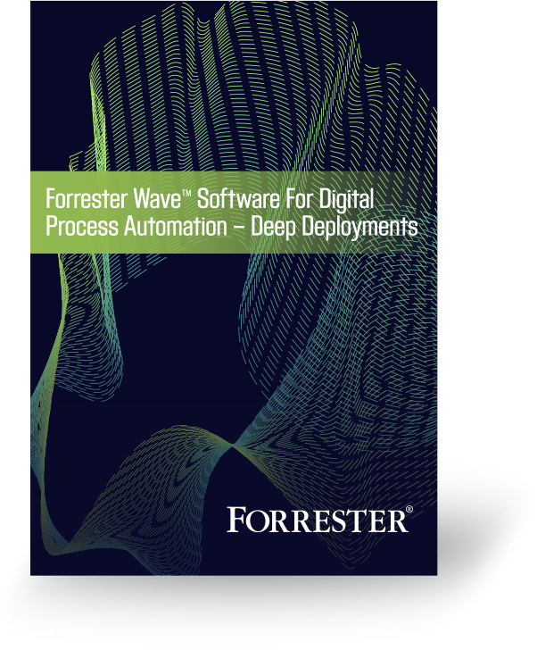 Forrester Wave DPA - Digital Process Automation Report 2019