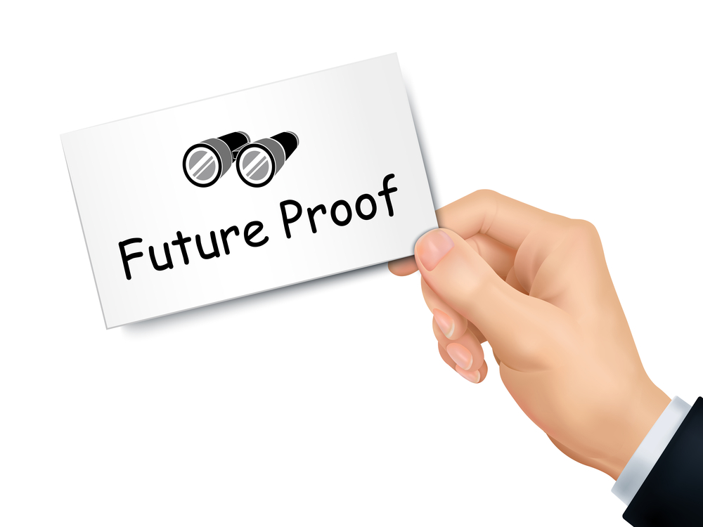 future-proof your apps