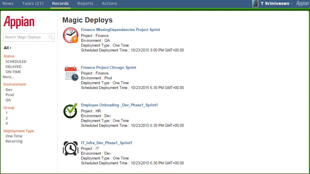 Magic Deploy 1