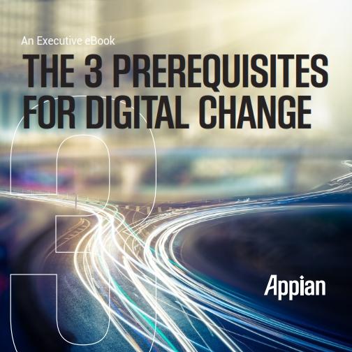 The Prerequisites for Digital Change