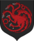 House Targaryen Shield