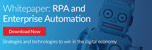 RPA and Enterprise Automation