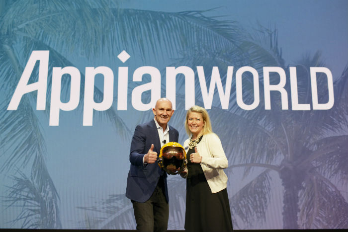 John Foley at Appian World 2018