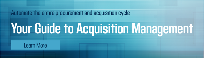Your guide to Acquisition Management