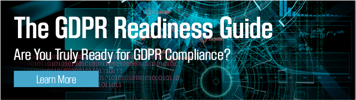 The GDPR Readiness Guide