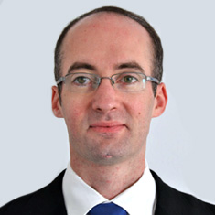 Julien Courbe, Financial Services Advisory Leader at PwC