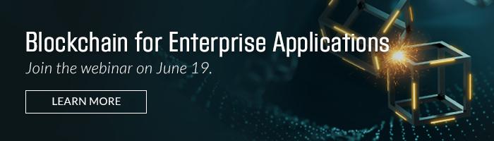 blockchain for enterprise applications
