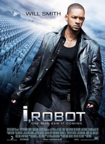 I,Robot Poster