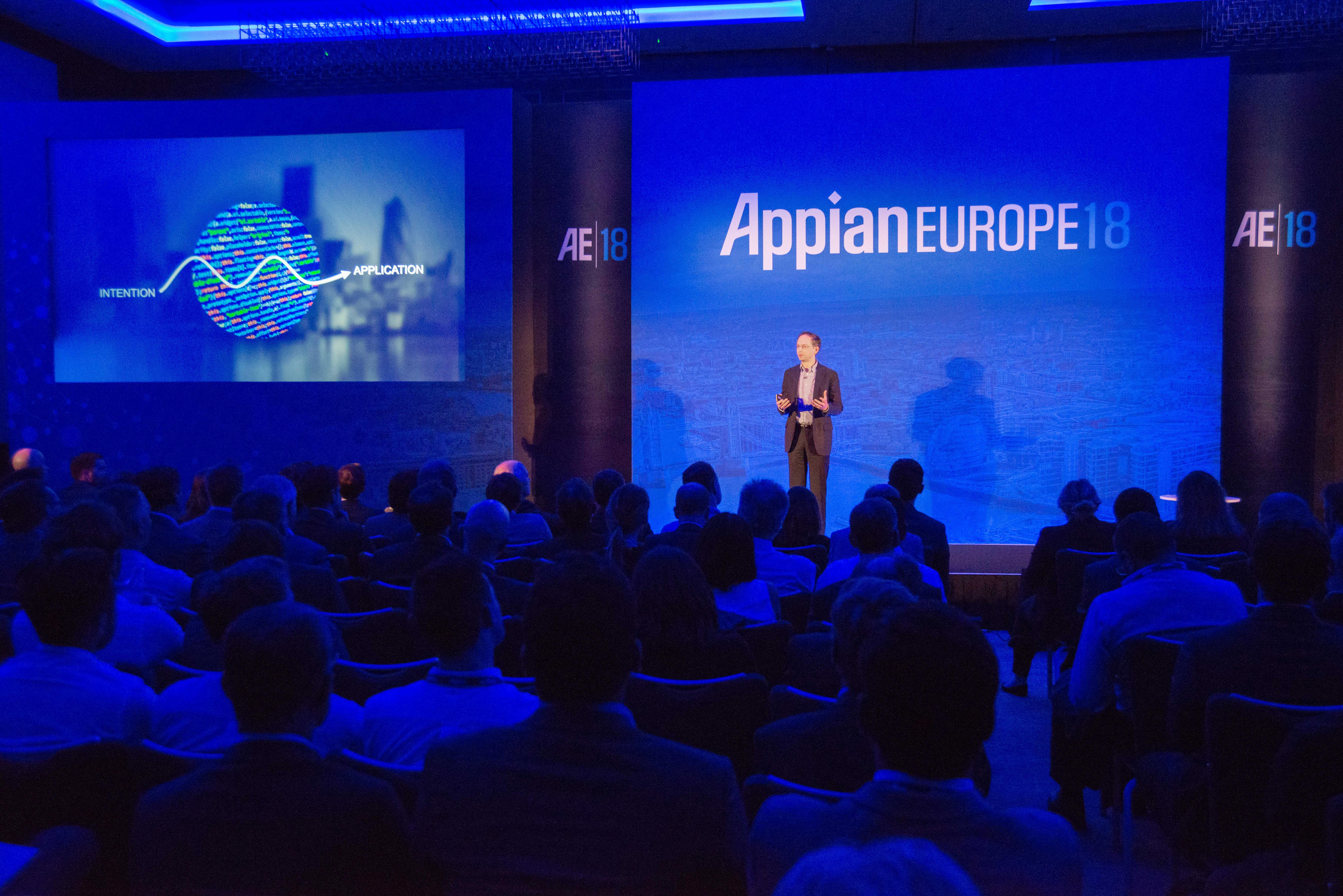 Appian Europe 2018 Matt Calkins Keynote