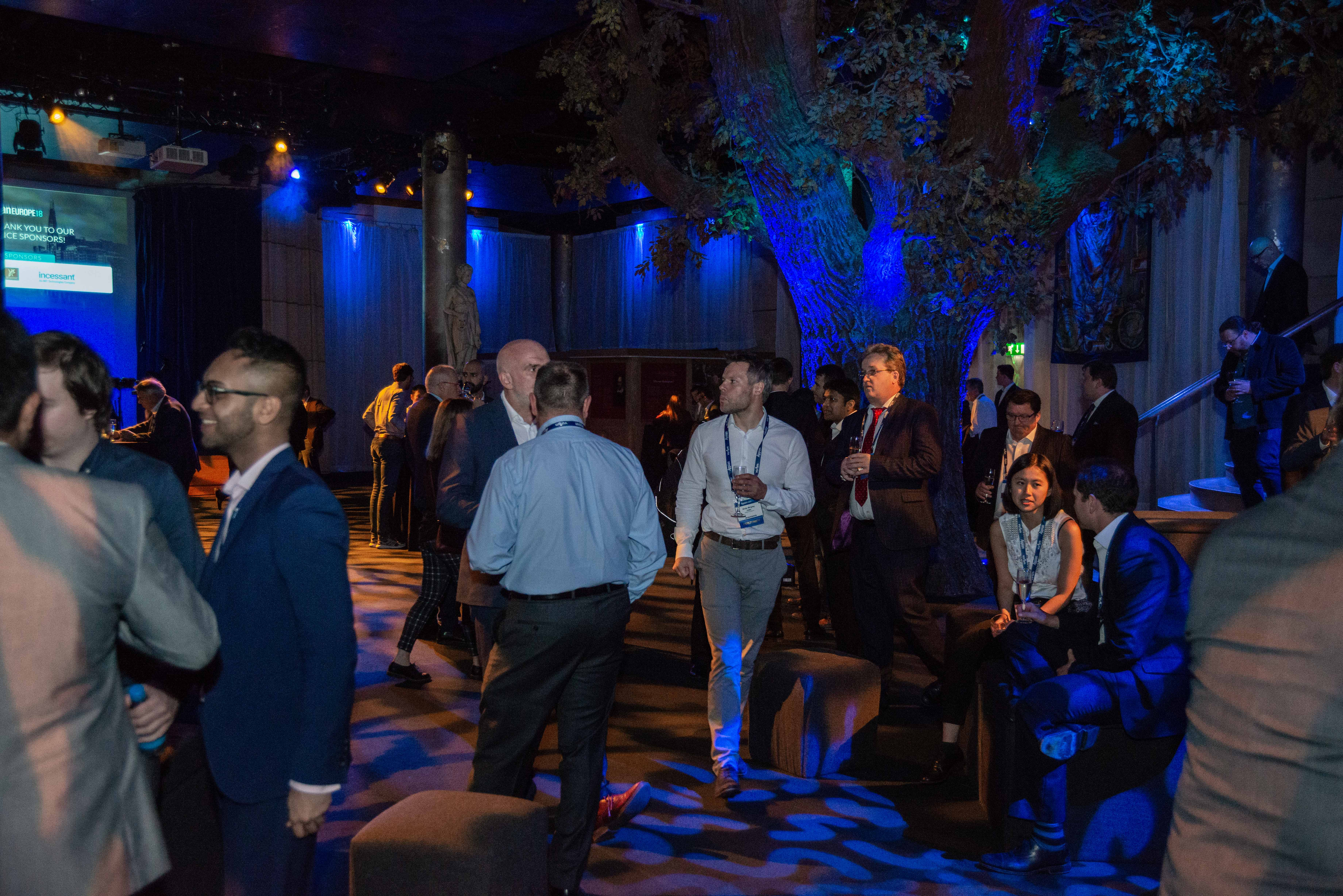 Appian Europe Day 1 After Party at the Underglobe Lodnon